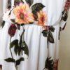Elegantní šaty s květy 04