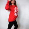 Halenka Aspen červená 05