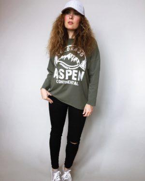 Halenka Aspen khaki 03