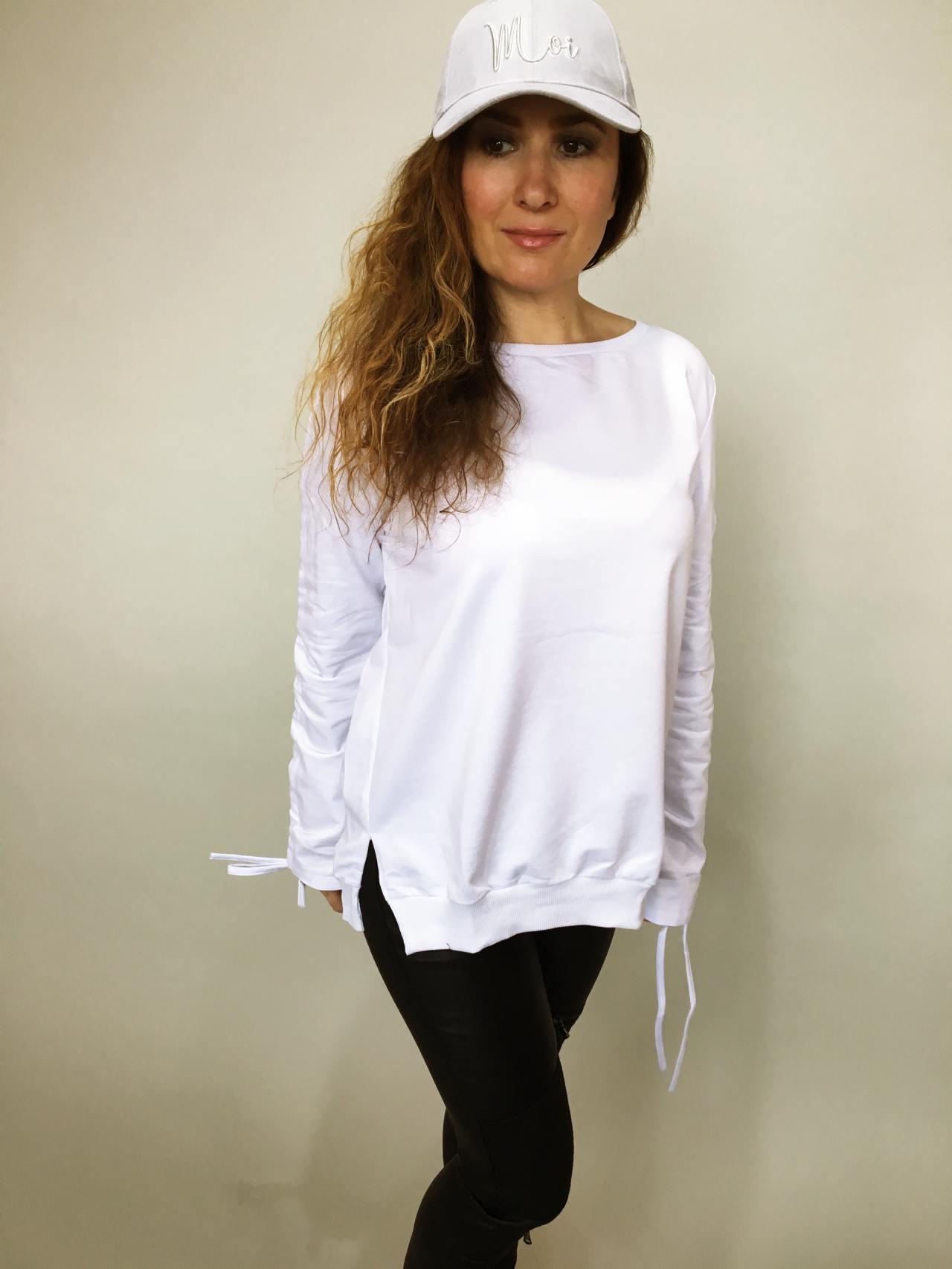 dceaae045b1 Halenka Helen bílá – Simm-Fashion.cz