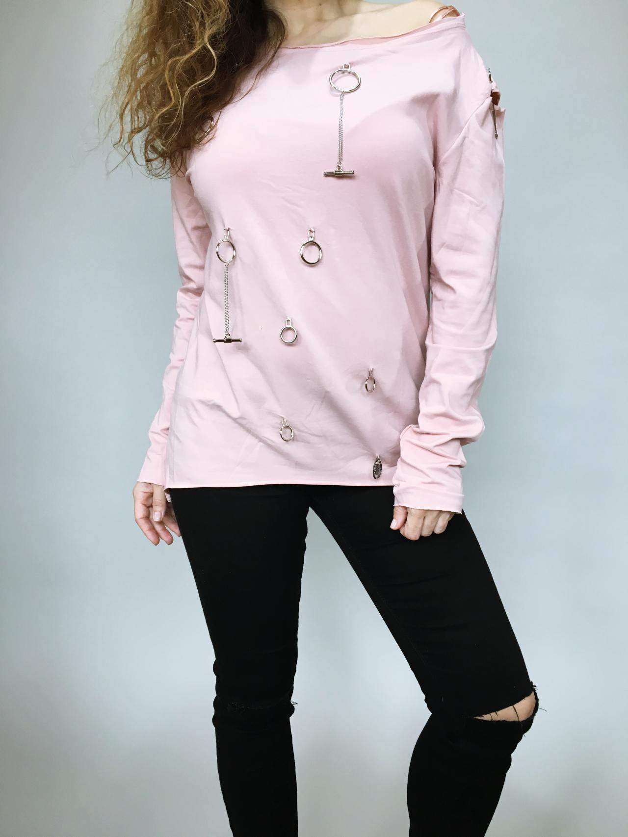 2de36dde0fc Halenka Lady Elite pudrová – Simm-Fashion.cz