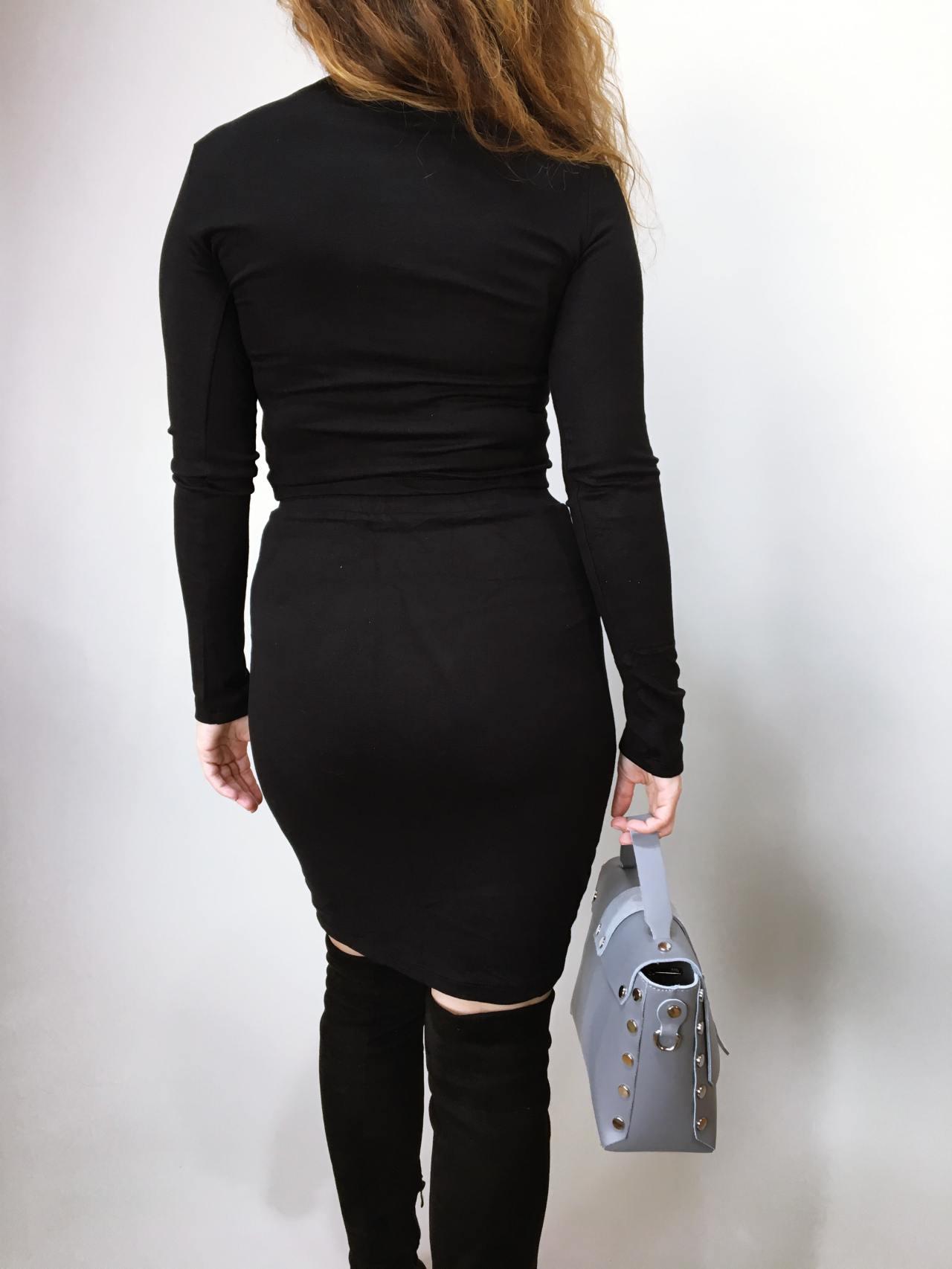 Komplet Lisa černý 06