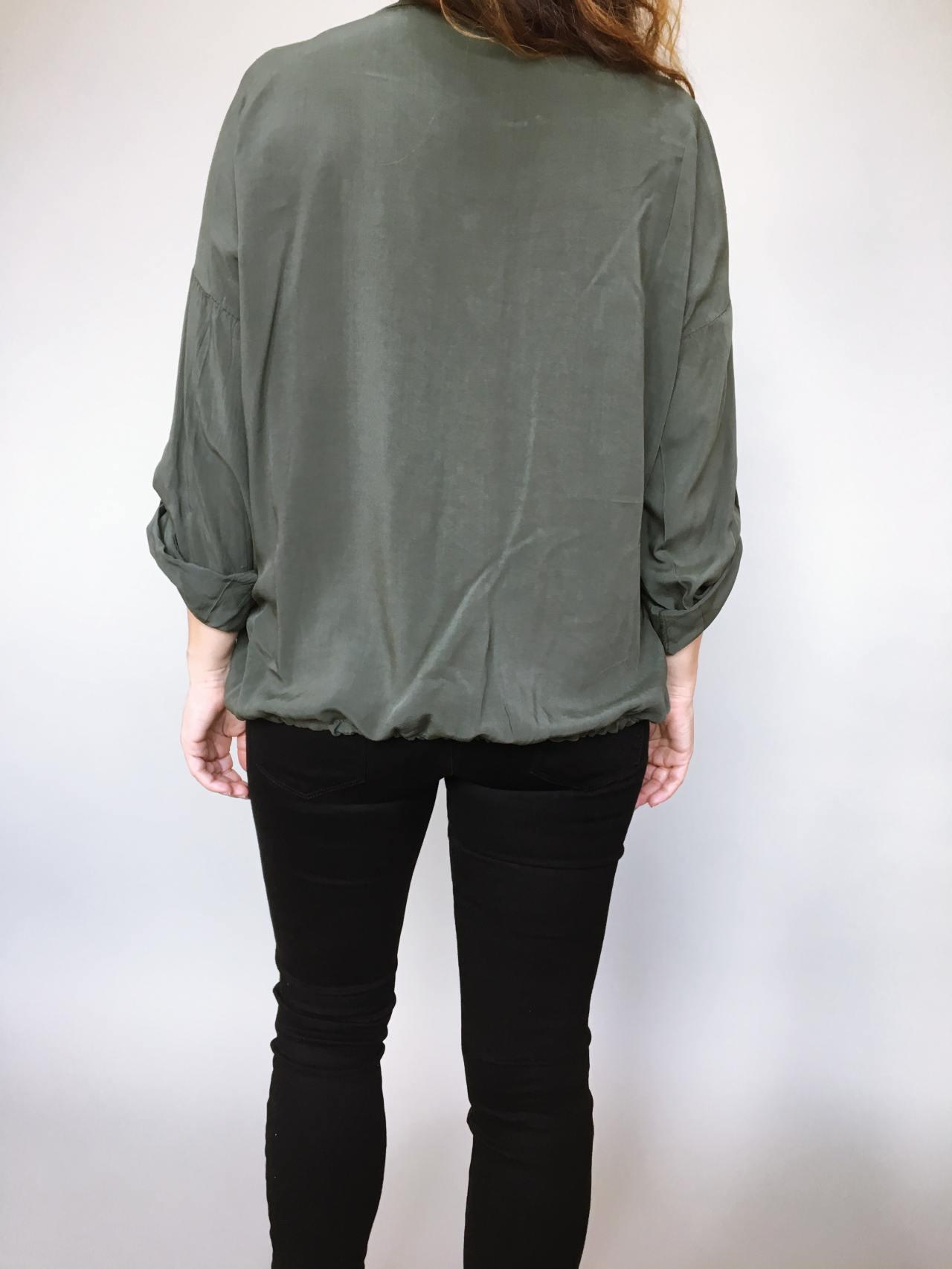 Košile Star khaki 04