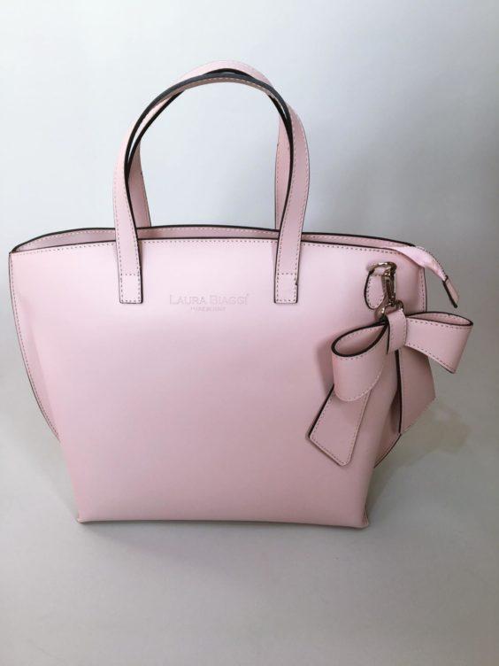 Kožená kabelka Bow 01
