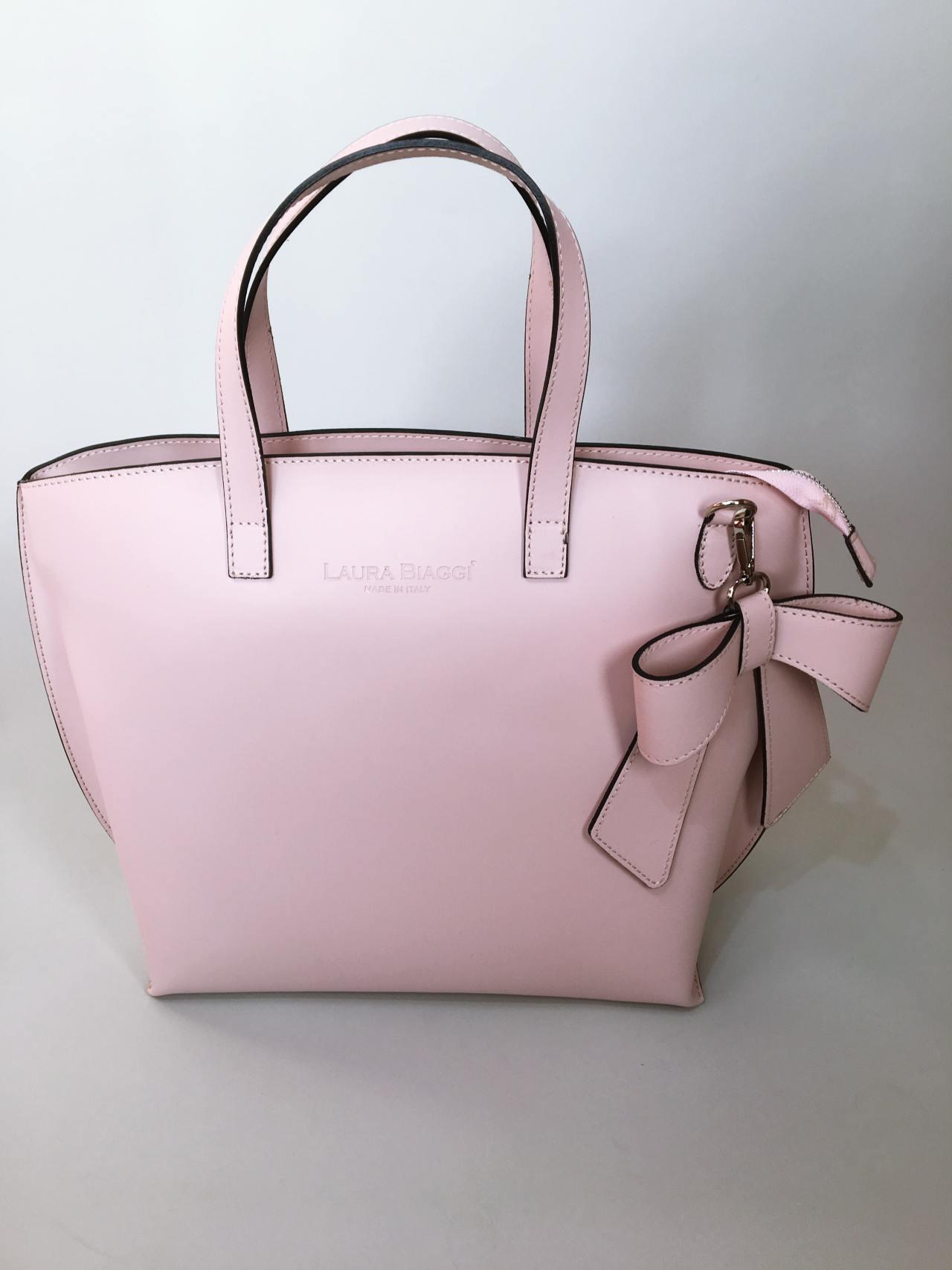 Kožená kabelka Bow – Simm-Fashion.cz fde6e8cb15