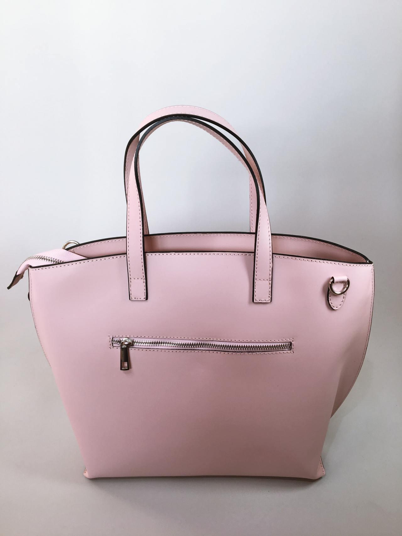 Kožená kabelka Bow 02