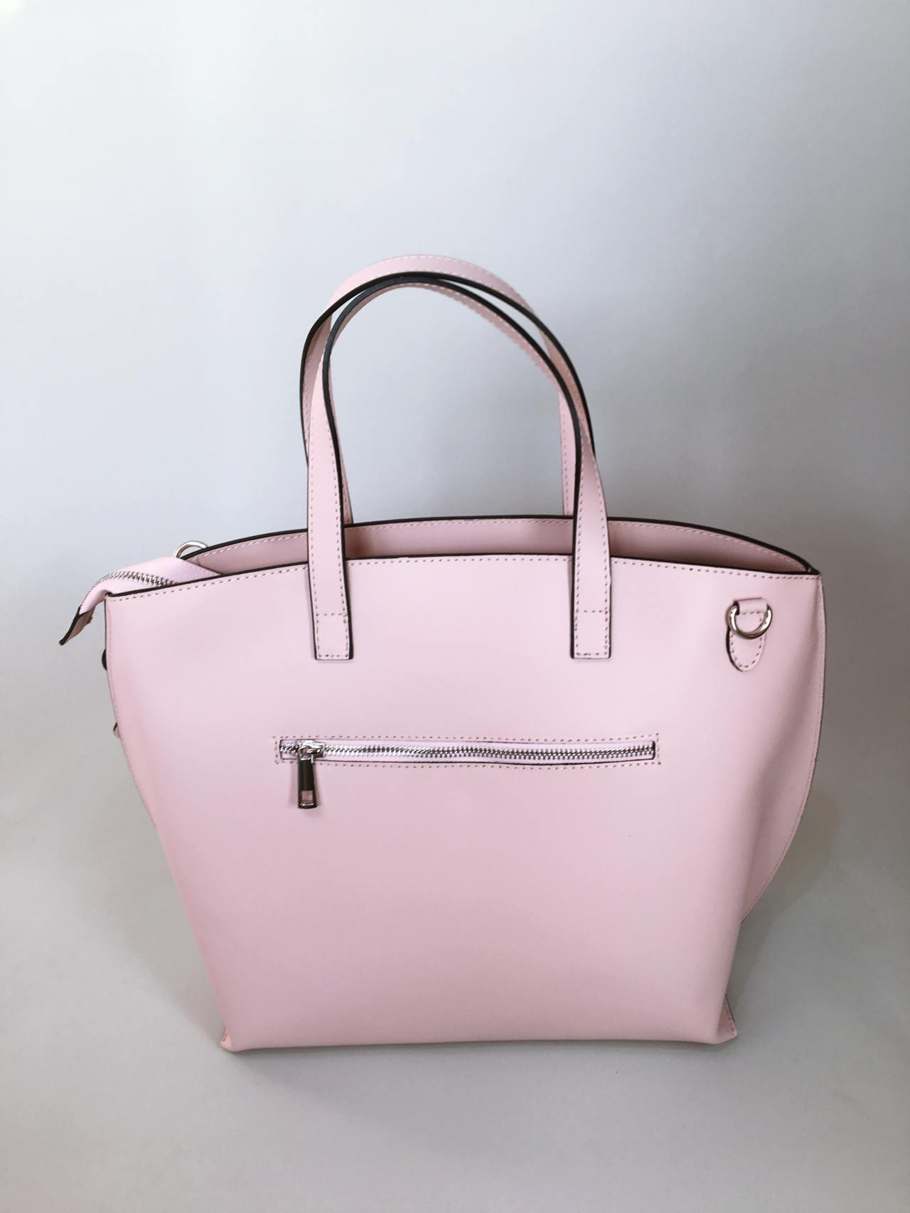 Kožená kabelka Bow 03