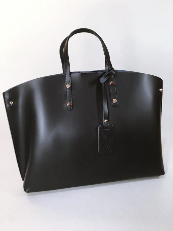 Kožená kabelka Gia 01