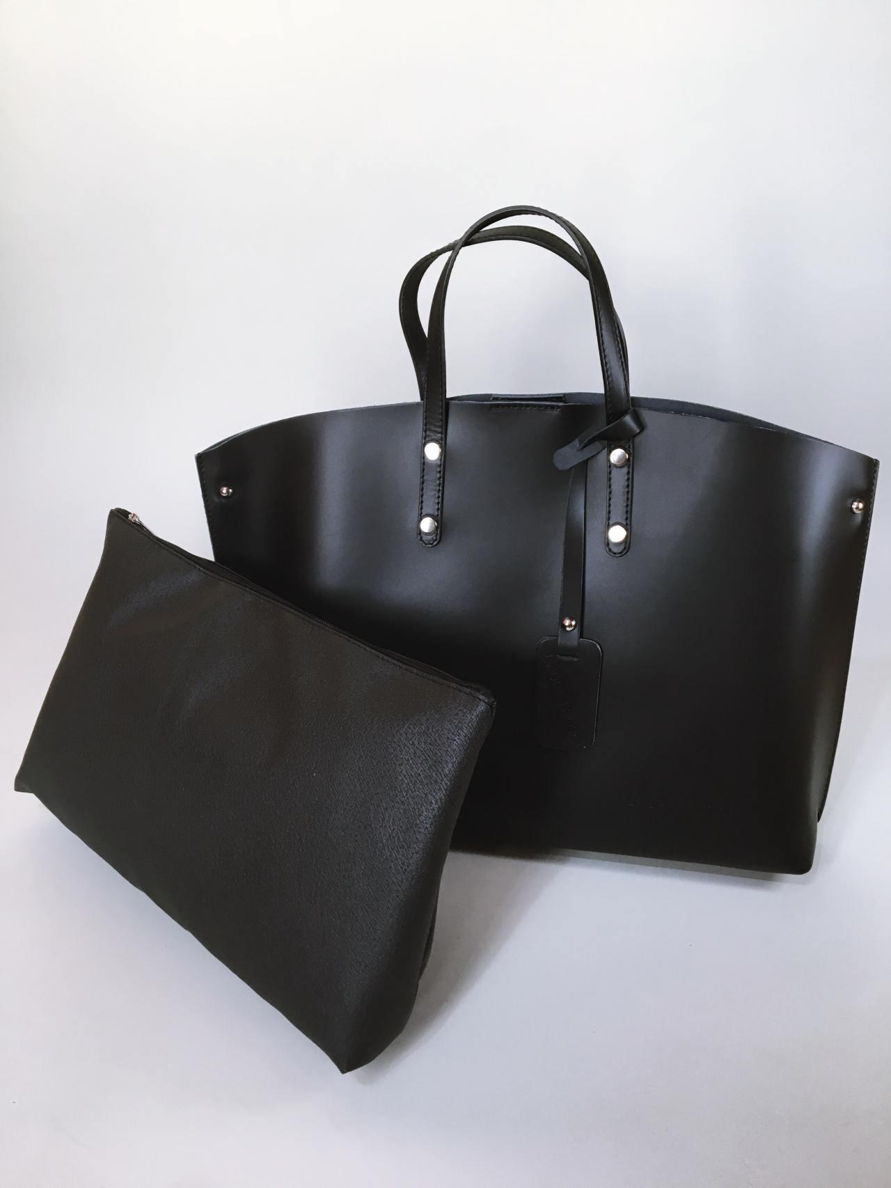 Kožená kabelka Gia 04