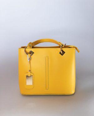 Kožená kabelka Sunny 01