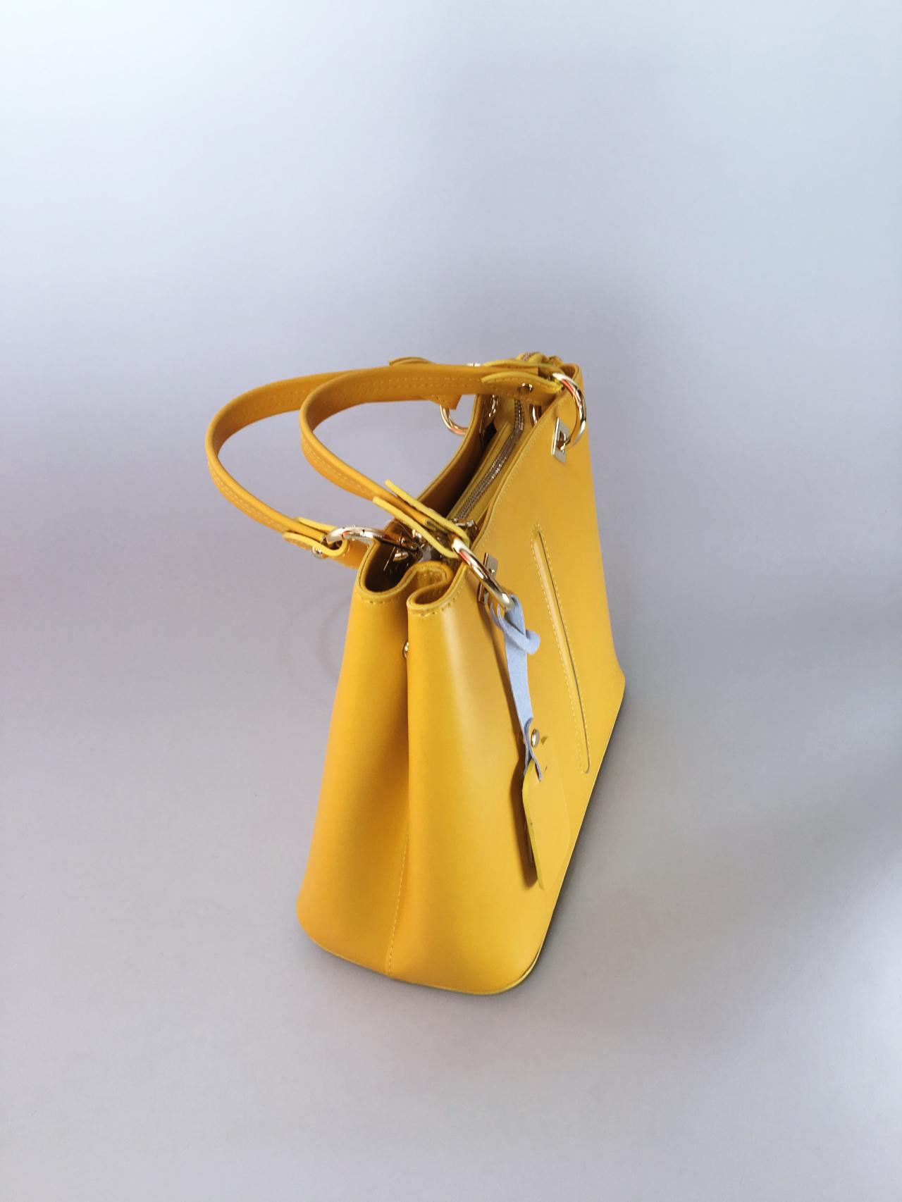 Kožená kabelka Sunny 03