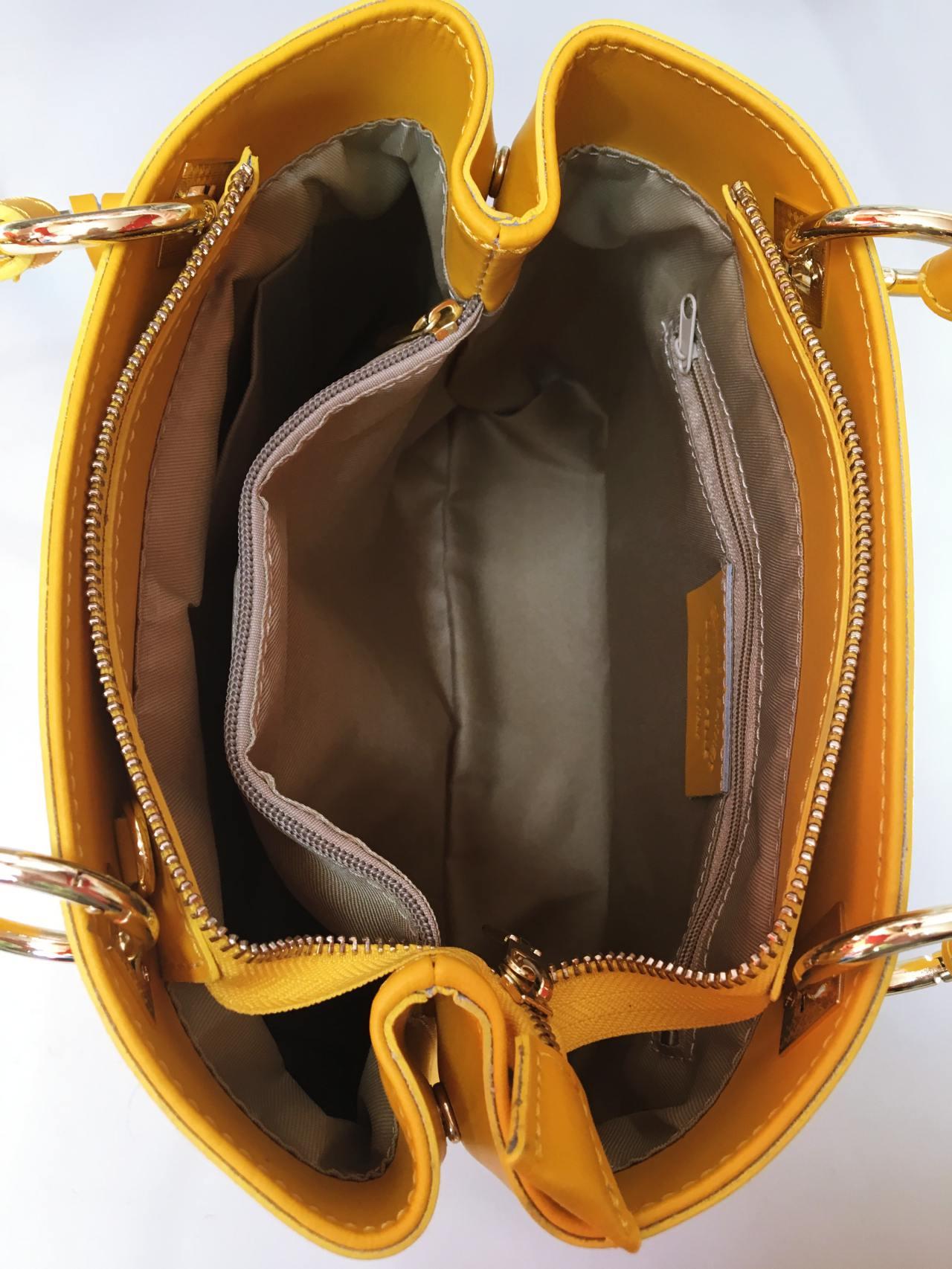 Kožená kabelka Sunny 05
