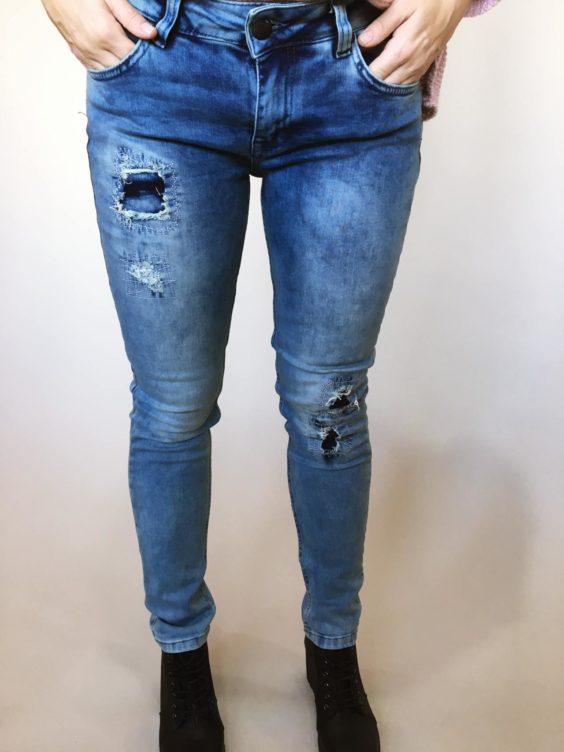 Rifle CST Jeans modré 01