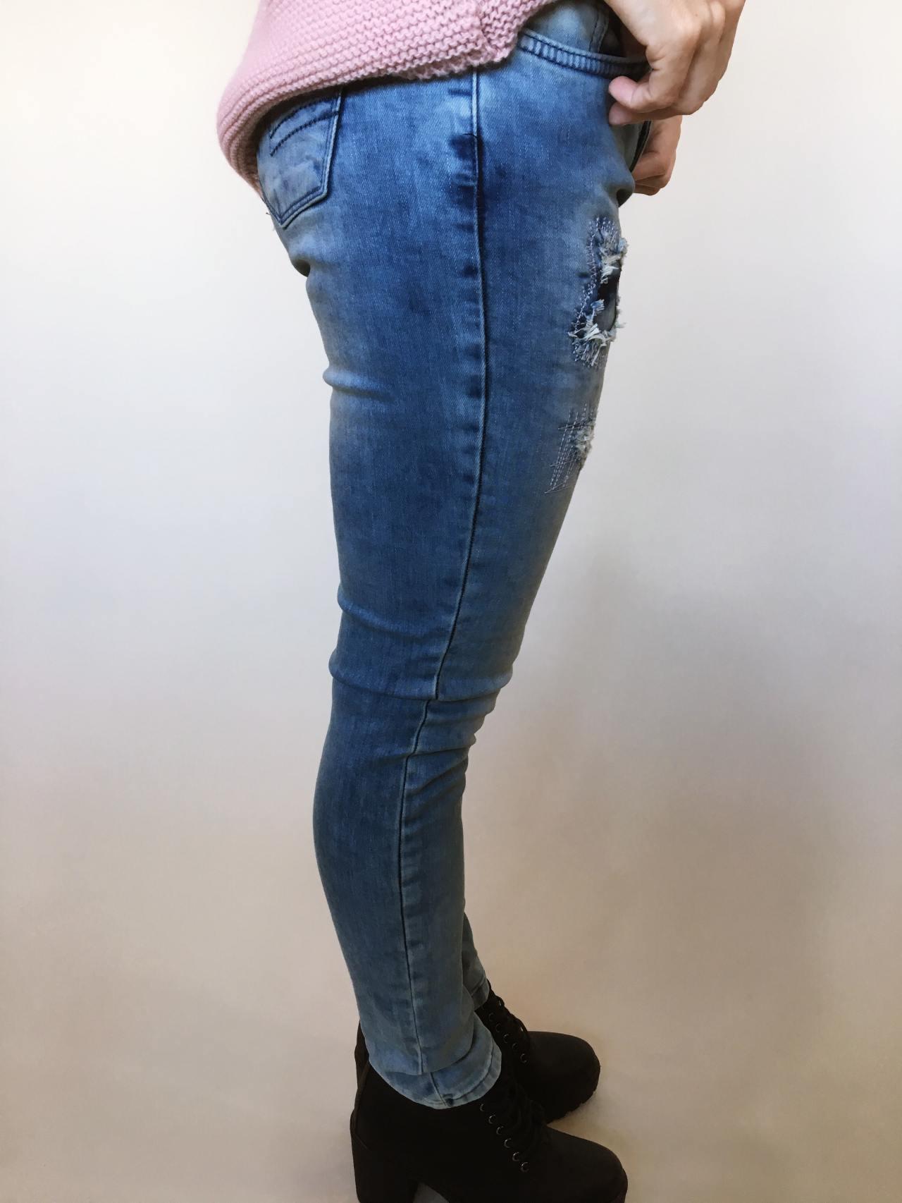 Rifle CST Jeans modré 02