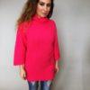 Růžový svetr Lili 03