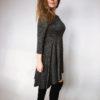 Šaty Carmen černé 04