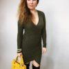 Šaty Lisa khaki 01