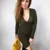 Šaty Lisa khaki 05