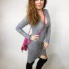 Šaty Lisa šedé 04