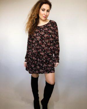 Šaty Lucy černé 01