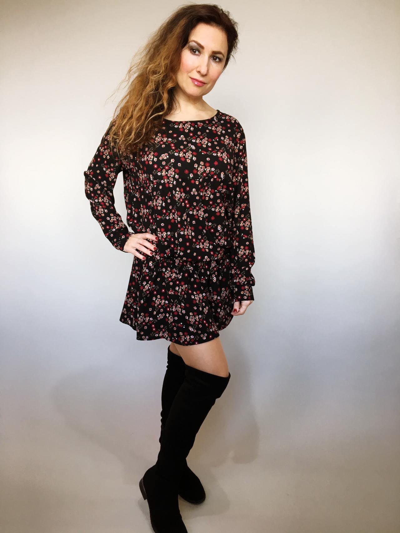 Šaty Lucy černé 02