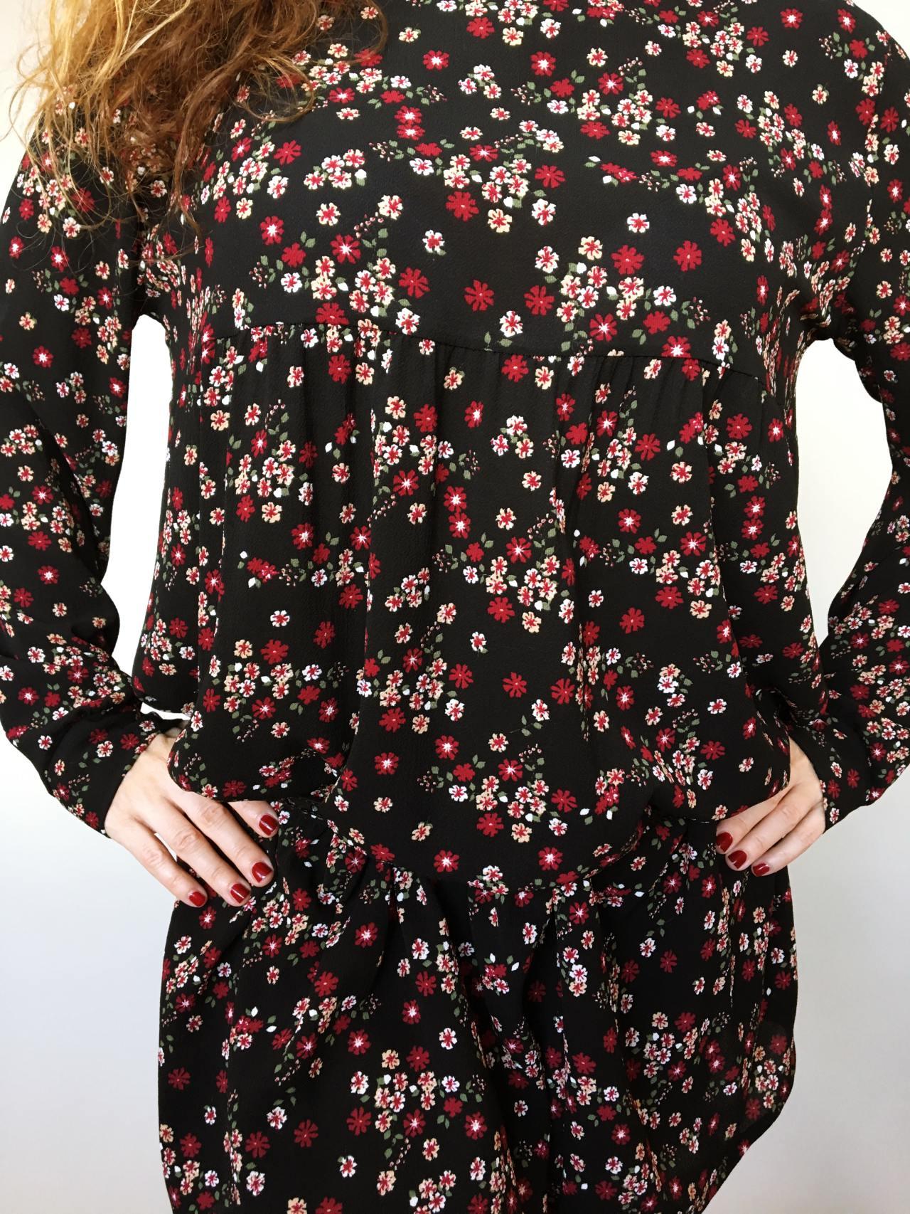 Šaty Lucy černé 03