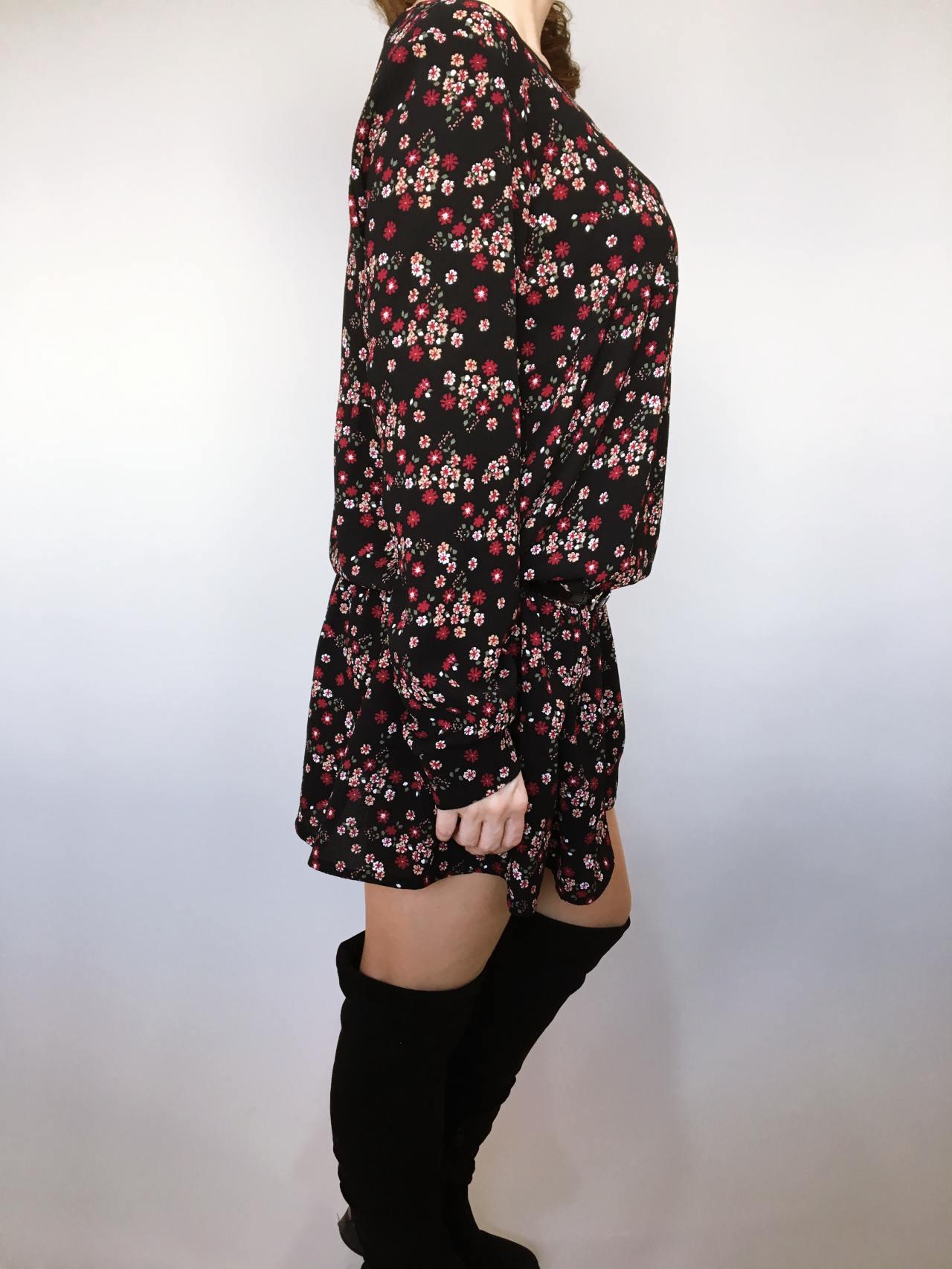 Šaty Lucy černé 04
