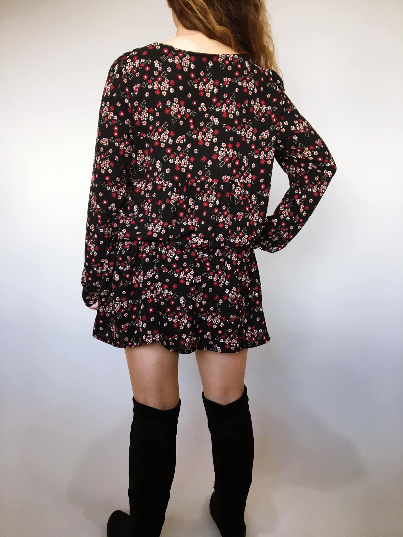 Šaty Lucy černé 05