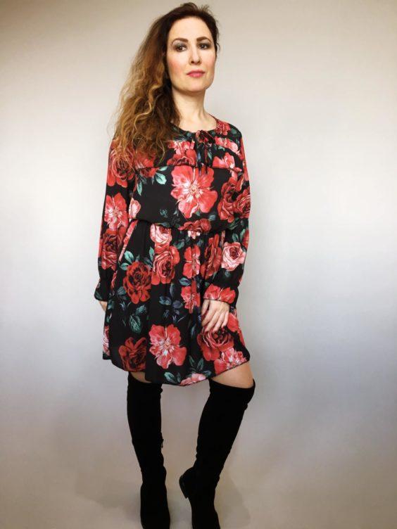 Šaty Rose 01