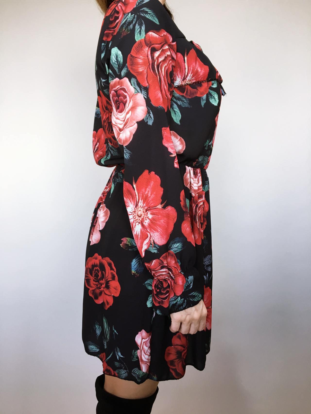 Šaty Rose 03