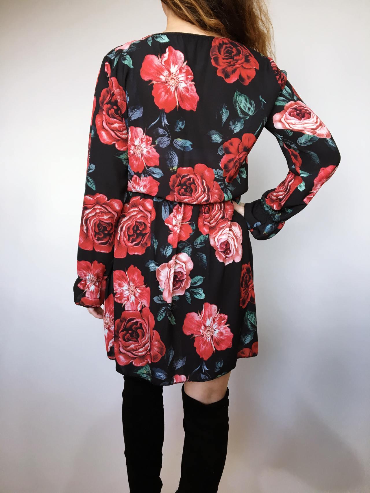Šaty Rose 04