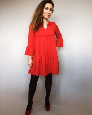 Šaty Scarlet 01