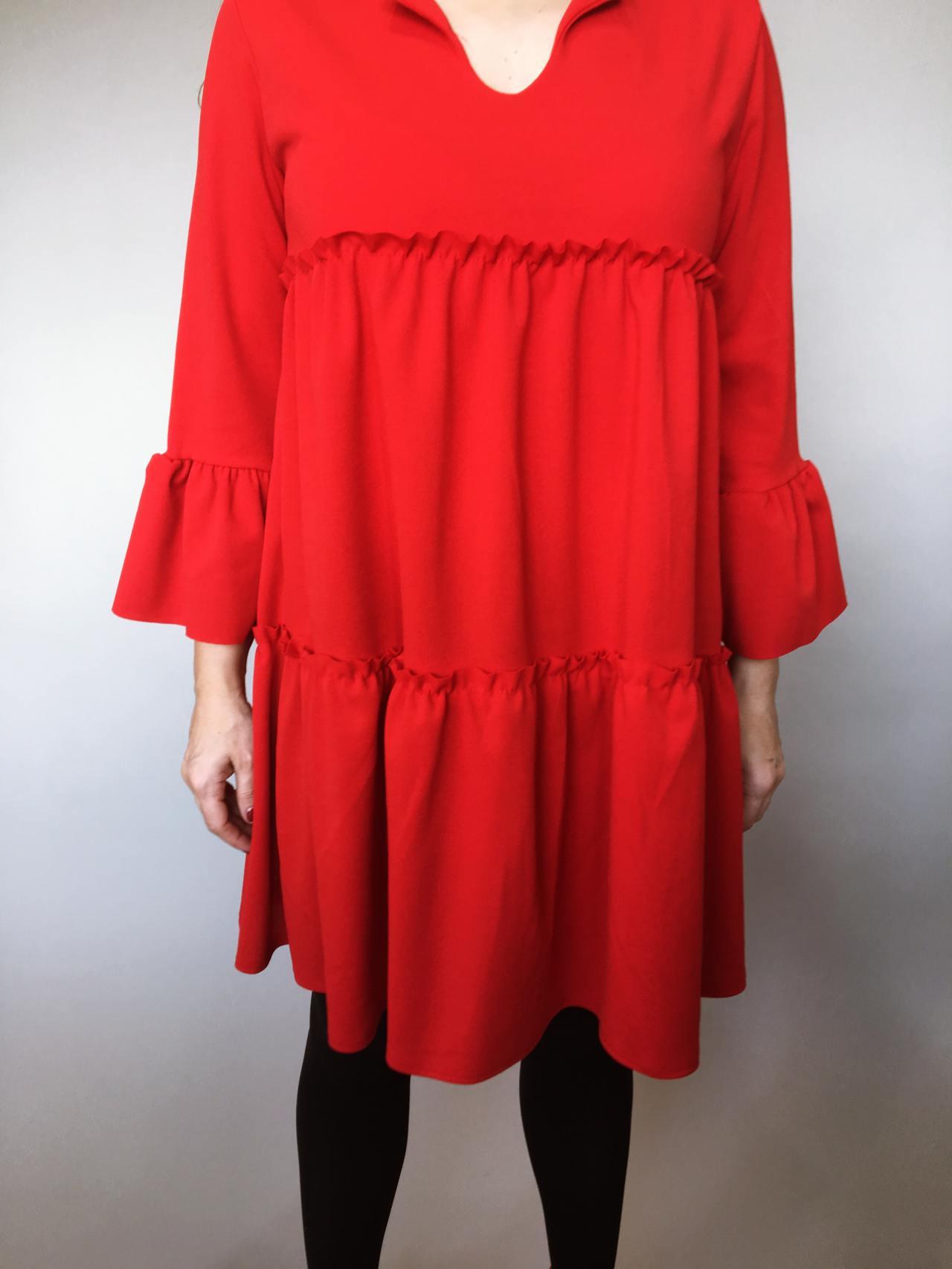 Šaty Scarlet 02