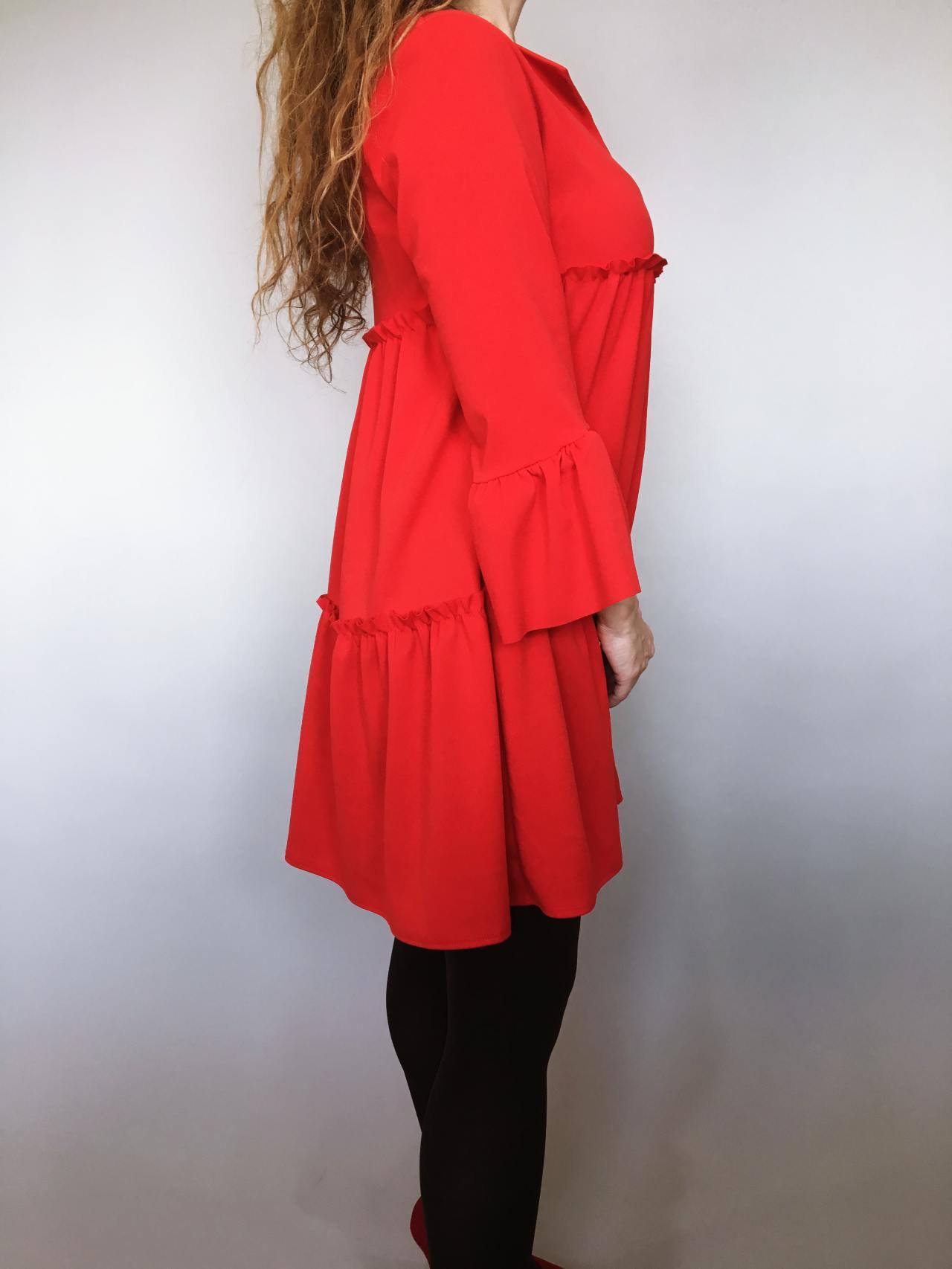 Šaty Scarlet 03