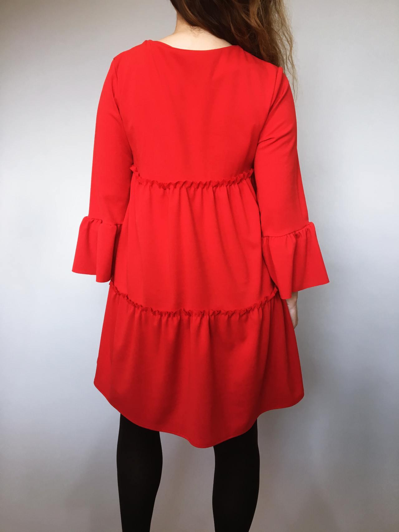 Šaty Scarlet 04