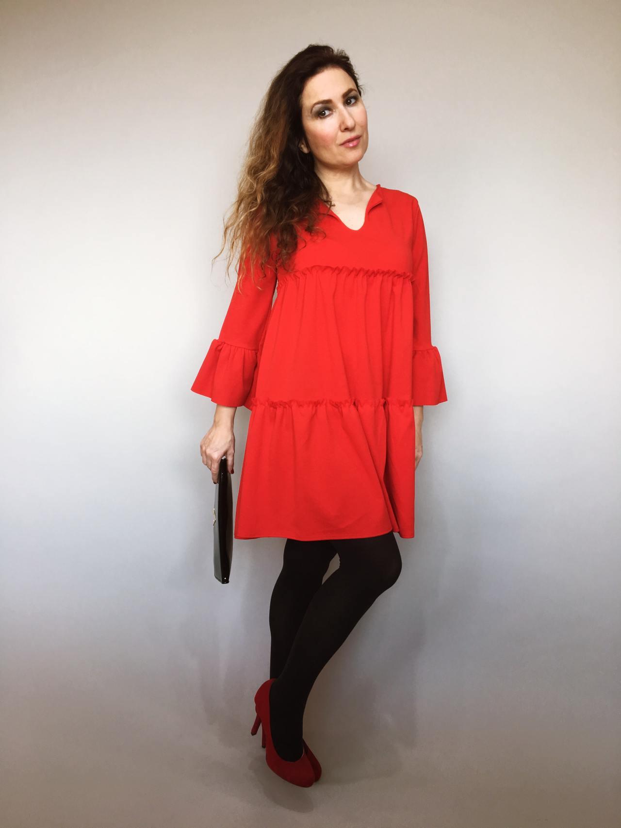 Šaty Scarlet 05