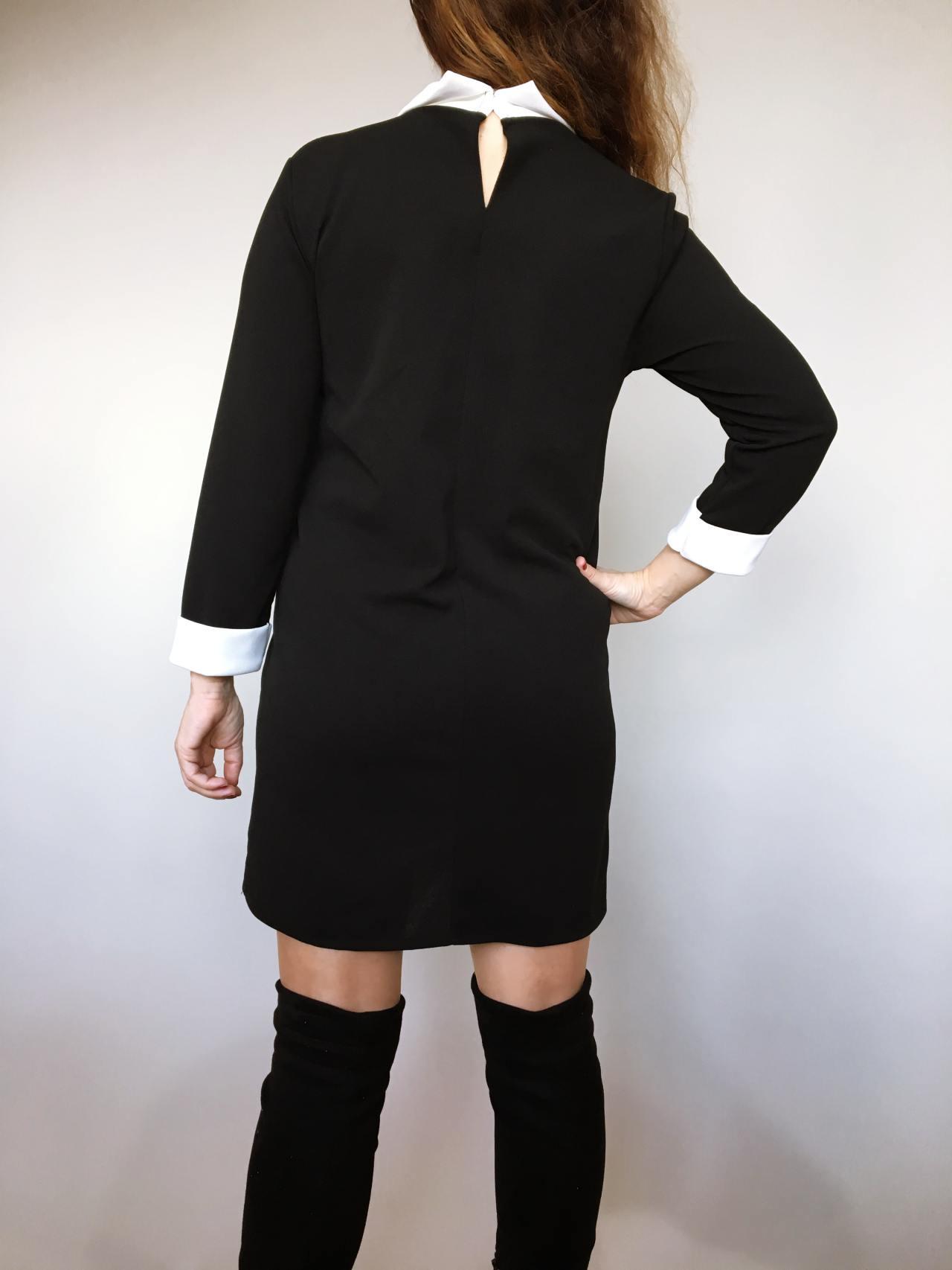 Šaty s perličkami 05