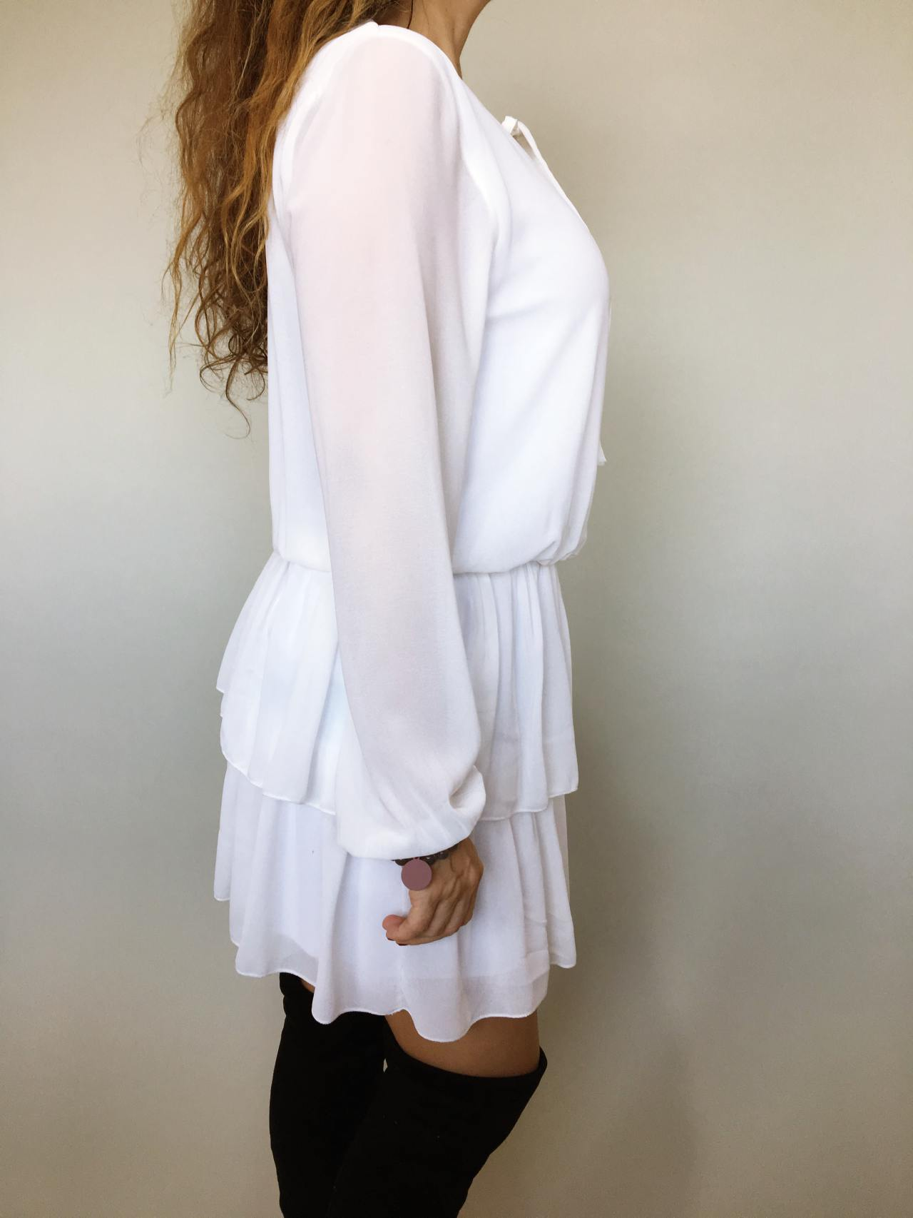 Šaty s volánky 03