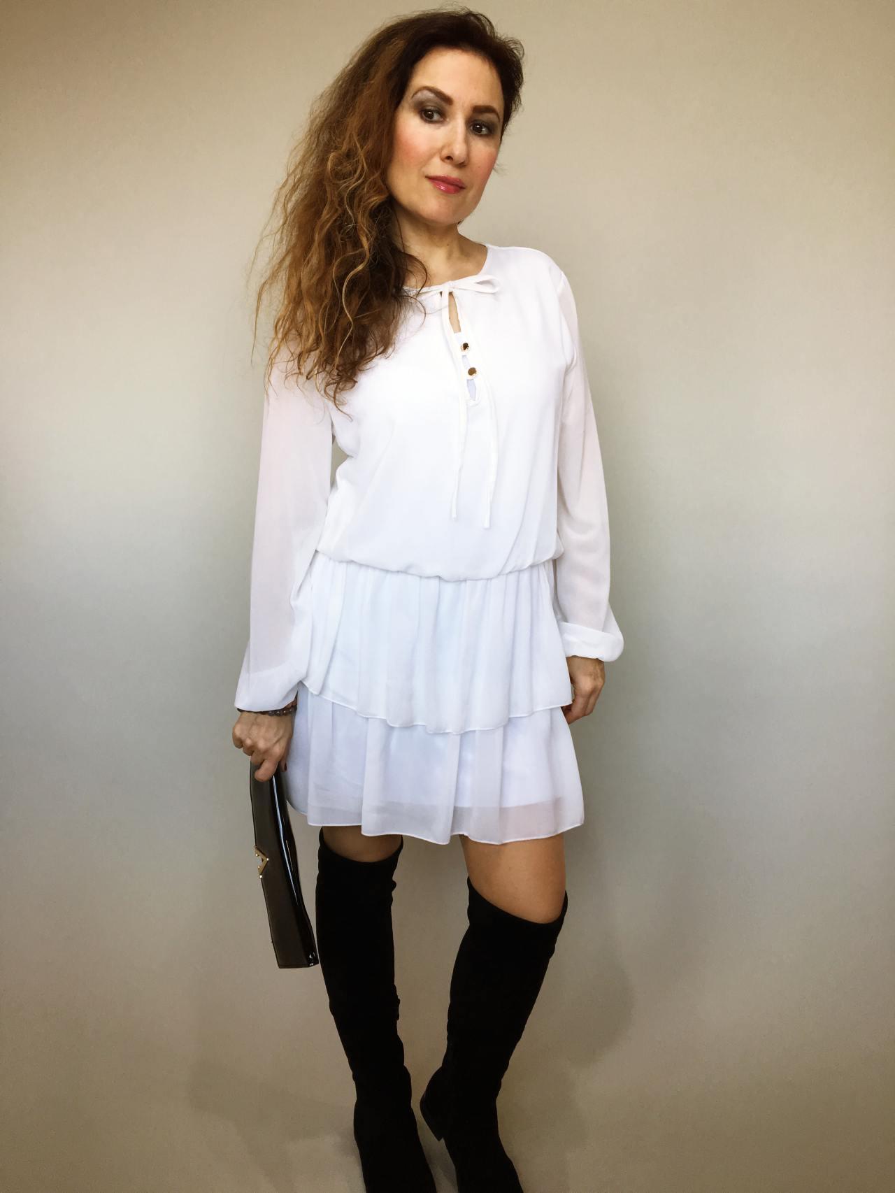 Šaty s volánky 06