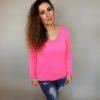 Tričko Basic růžové 03