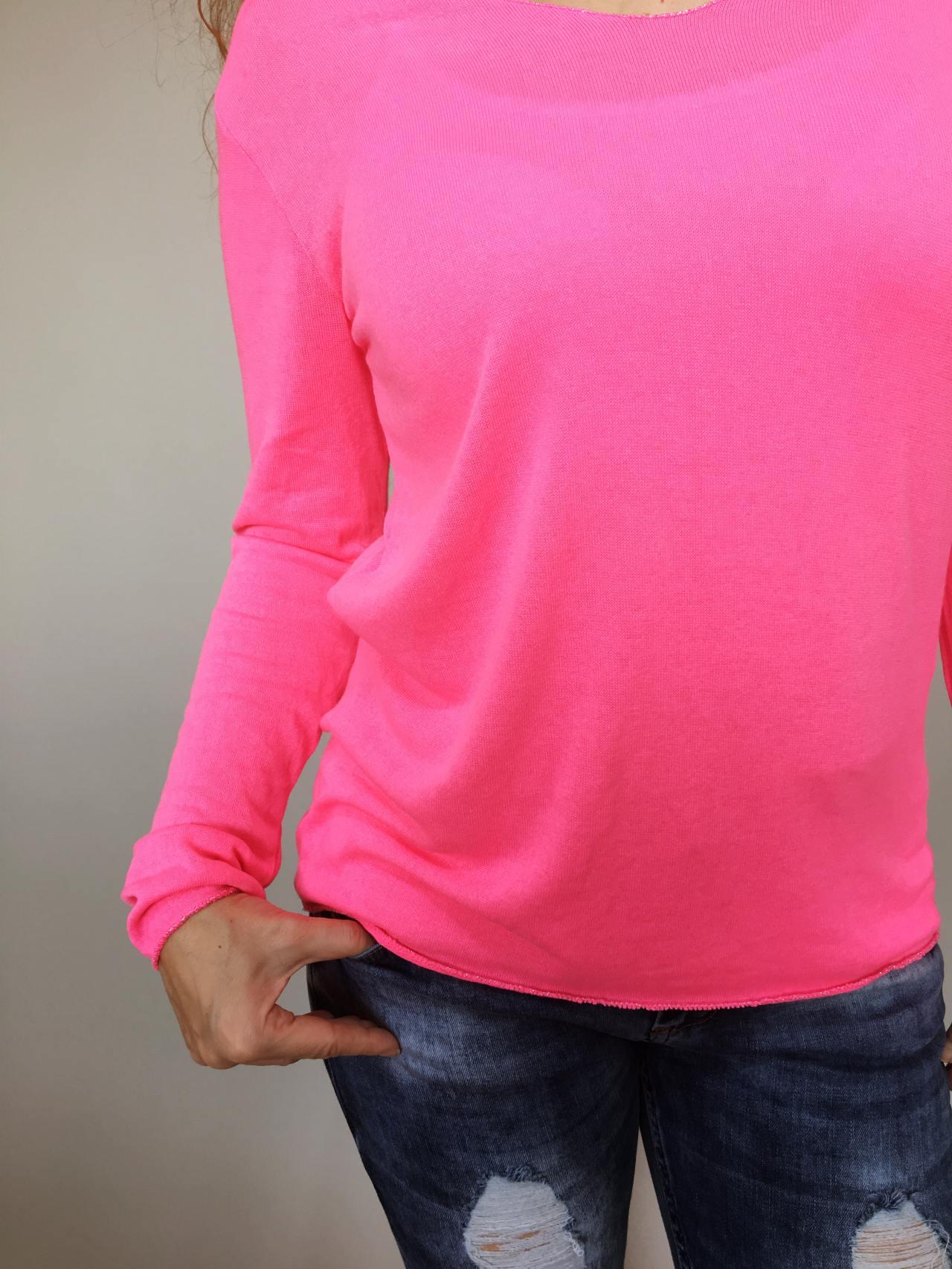 Tričko Basic růžové 06