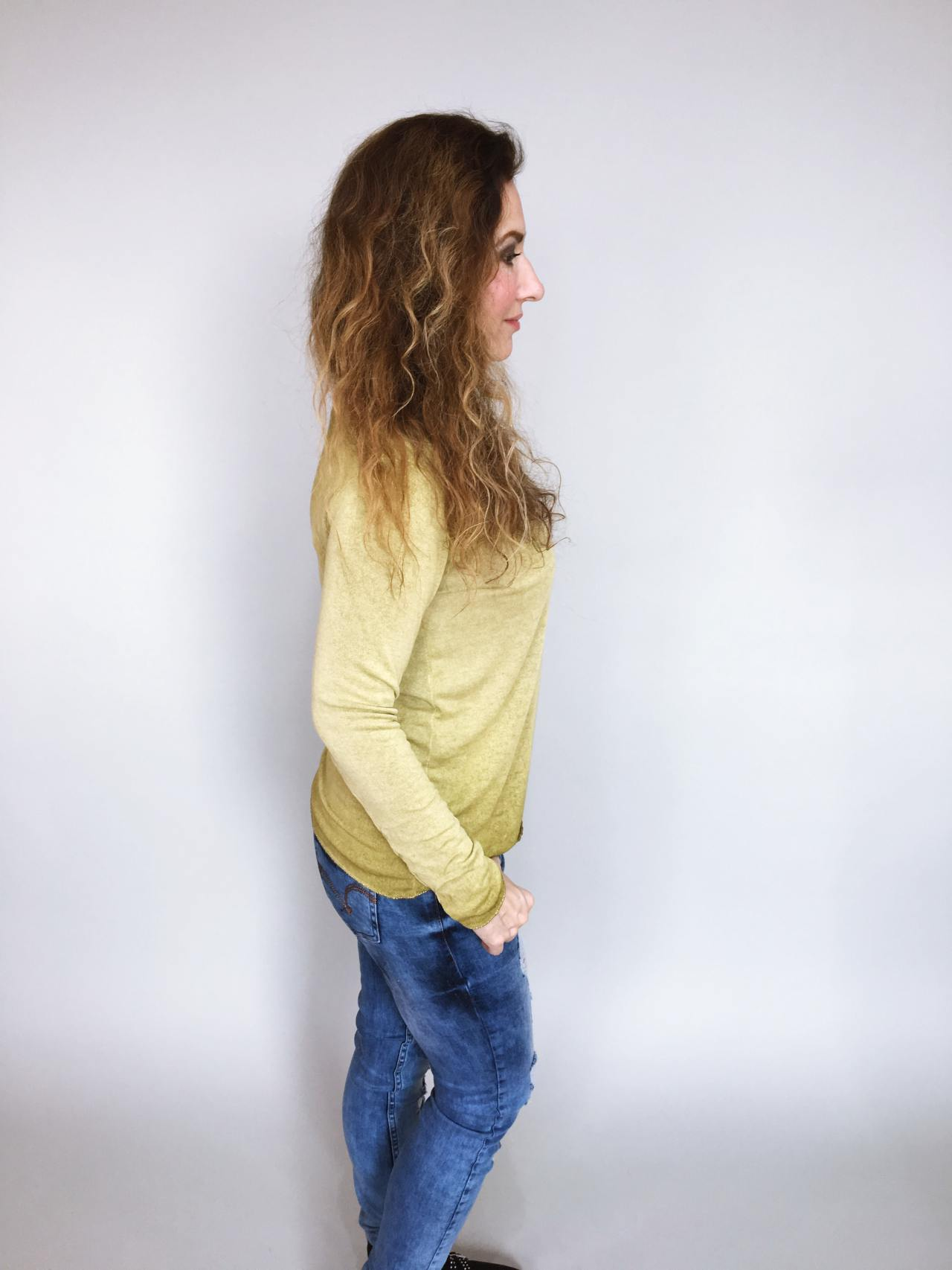 Tričko Basic zelené 04
