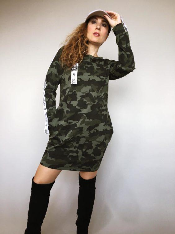 Tunika Hadior Star army 06