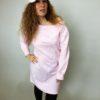 Tunika Pearls růžová 01