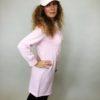 Tunika Pearls růžová 02