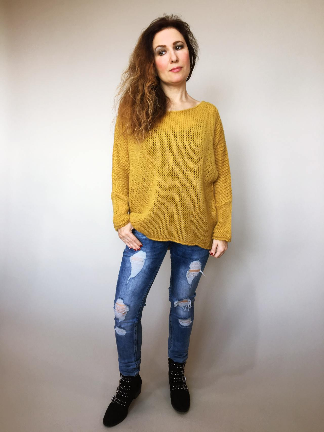 589fe89891d Žlutý svetr Merlin – Simm-Fashion.cz