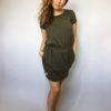 Šaty Carry khaki 05