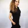 Šaty Conny černé 02