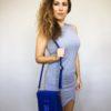 Šaty Lindsay šedé 01