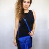 Šaty Lindsay tmavě modré 02